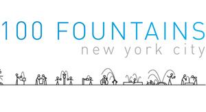 100 fountains logo